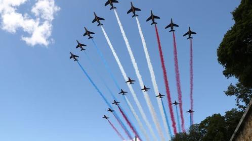 Patrouille de France (17 juillet 2021)