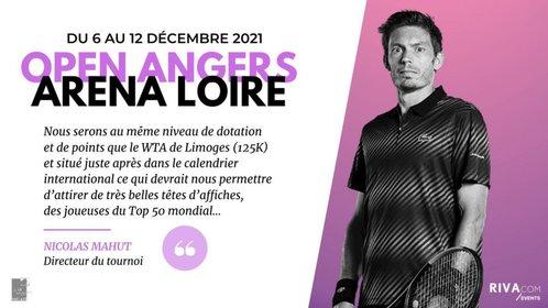 Tournament WTA 125 ( 6 to 12 December)