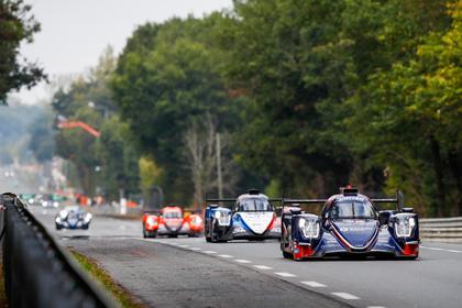 24 hours le Mans ( 21-22 August)